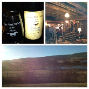 Aspen Dale Winery collage