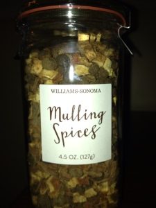 mulled spices