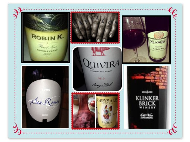 wine 2012 collage - 1