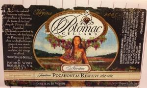 Potomac Point Pocahantos Norton Reserve